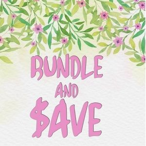 Save money when you bundle